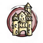 Schloss - Digital Painting