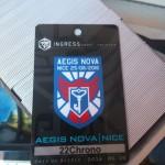 Agent Cards AEGIS NOVA Nizza
